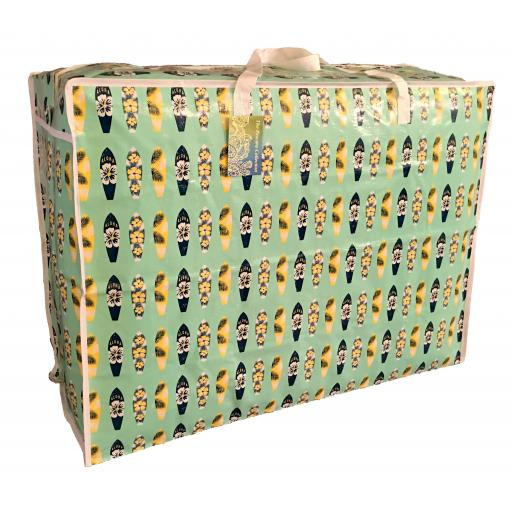 EXTRA Large 115 litre Storage bag. Hawaiian surfboards pattern.